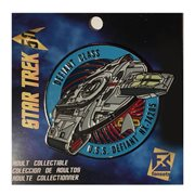 Star Trek Defiant NX-74205 Pin
