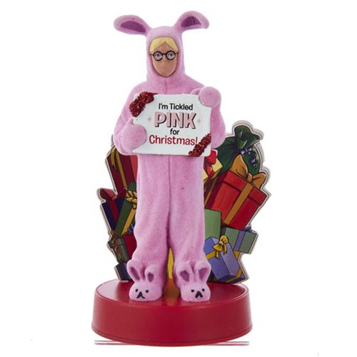 46c4ea161e A Christmas Story Bunny Suit Ralphie Tablepiece Decoration ...