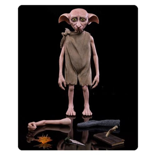 Harry Potter Chamber of Secrets Dobby 1:6 Scale Action Figure