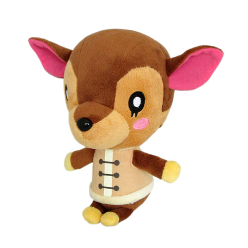 Animal Crossing Fauna 7-Inch Plush