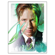 The X-Files I Want to Believe by Steve Anderson Lithograph Art Print