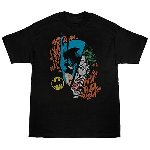 DC Originals Batman Broken Visage T-Shirt