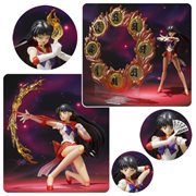 Sailor Moon Super Sailor Mars SH Figuarts Action Figure