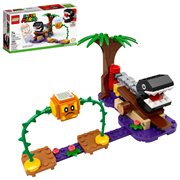 LEGO 71381 Super Mario Chain Chomp Jungle Encounter Expansion Set
