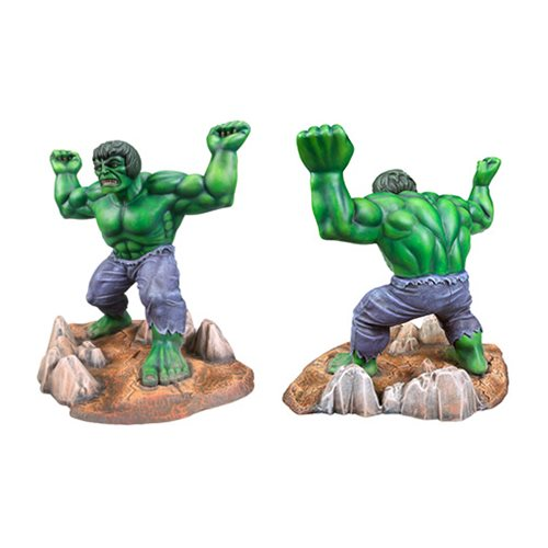 Incredible Hulk 1:8 Scale Model Kit