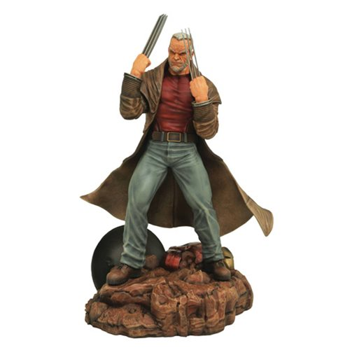 Marvel Gallery Old Man Logan Statue