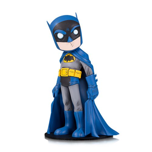 DC Comics Artists' Alley Batman by Chris Uminga Blue and Gray Variant Designer Vinyl Figure - SDCC 2