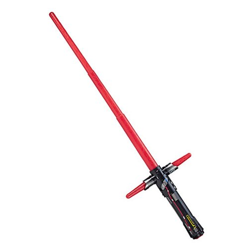 Star Wars: The Rise of Skywalker Kylo Ren Electronic Red Lightsaber