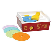 Fisher-Price Retro Toy Record Player