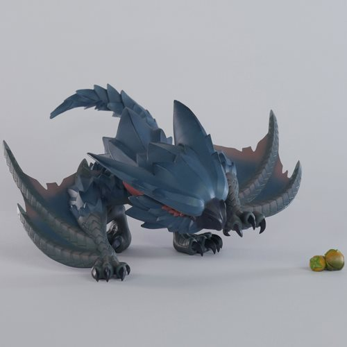 Monster Hunter Nargacuga 4-Inch Statue