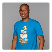 Minecraft Animal Totem Premium T-Shirt