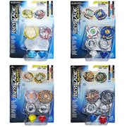 Beyblade Burst Dual Pack Tops Wave 7 Set