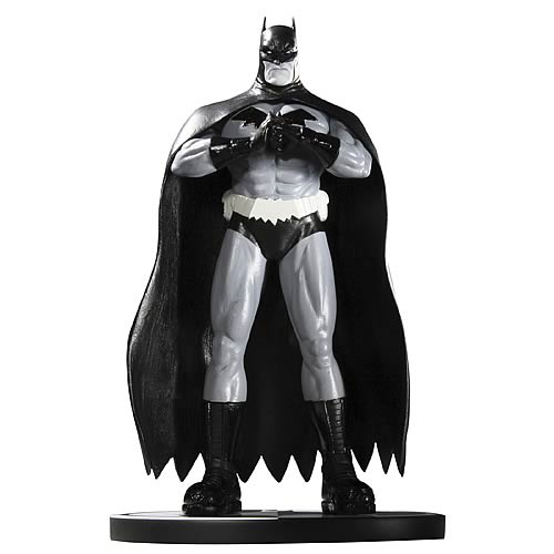 Batman Black and White Pat Gleason Statue