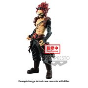 My Hero Academia Red Riot Age of Heroes Statue