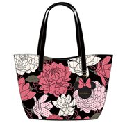 Minnie Mouse Pink Floral Tote Purse
