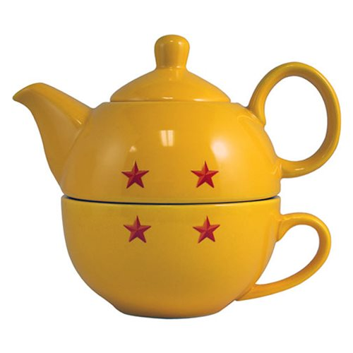 Dragon Ball Super Dragon Ball Teapot Set