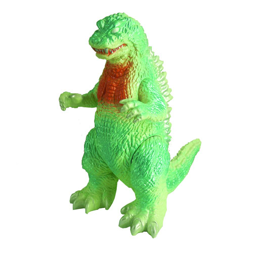 Godzilla Vinyl Wars GMK All-Out Attack Godzilla Sofubi Vinyl Figure