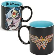 Wonder Woman DC Comics Be Wonderful Mug