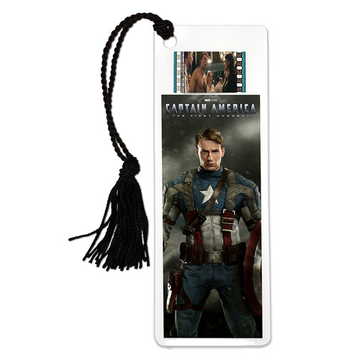 Captain America Series 4 Film Cell Bookmark