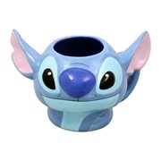 Lilo and Stitch Stitch Sculpted Mug