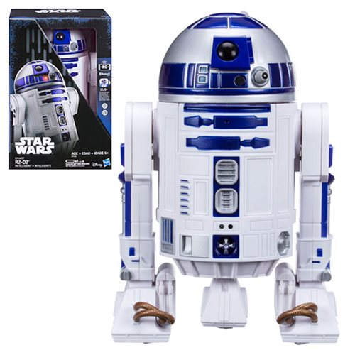 Star Wars Rogue One Smart R2-D2 Smart Phone Toy Robot