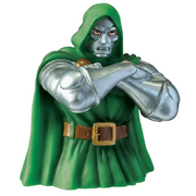 Marvel Dr. Doom Vinyl Bust Bank
