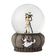 Disney Showcase Nightmare Before Christmas 6 1/4-Inch Snow Globe