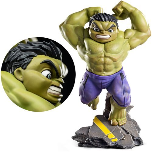 Avengers: Age of Ultron Hulk The Infinity Saga MiniCo. Vinyl Figure