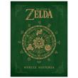 The Legend of Zelda: Hyrule Historia Hardcover Book