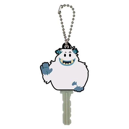 Small Foot Migo Soft Touch PVC Key Holder