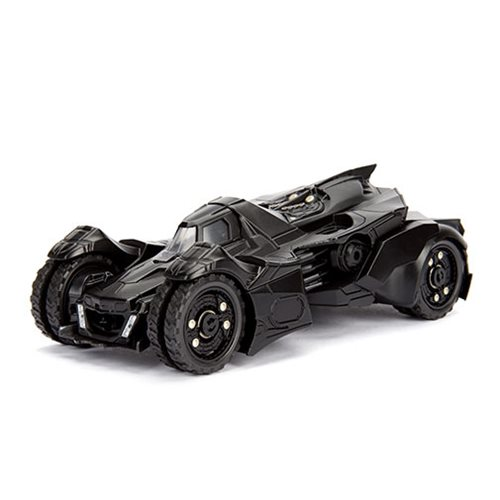 Batman Arkham Knight Batmobile 1:24 Scale Die-Cast Metal Vehicle