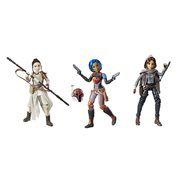 Star Wars Forces of Destiny Adventure Figures Wave 1