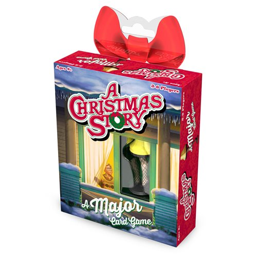 A Christmas Story Card Game