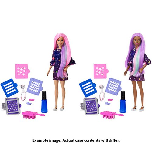 Barbie Color Change Hair Doll