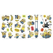 Minions: The Rise of Gru Peel and Stick Wall Decals