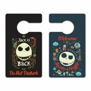 Nightmare Before Christmas Door Hanger