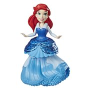 f8708877534 Disney Princess Ariel Doll with Royal Clips Fashion One-Clip Skirt