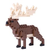 Irish Elk Nanoblock Constructible Figure