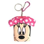 Minnie Mouse T-Shirt Coin Cover Key Chain