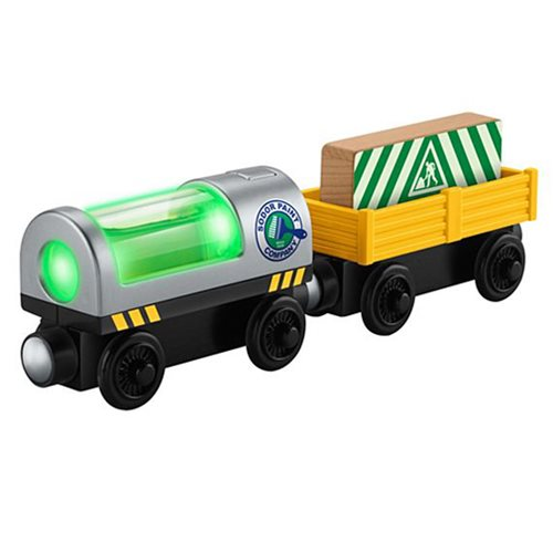 Thomas and Friends Wooden Railway On-the-Glow Cargo