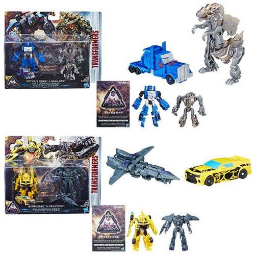 Transformers The Last Knight Legion Class Bumblebee Mint on Card
