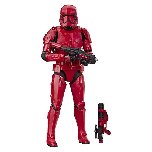 SW Black Series Sith Trooper Figure 1st Edition, Not Mint