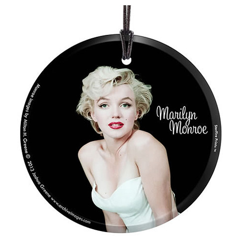 Marilyn Monroe Ballerina Series StarFire Prints Hanging Glass Print