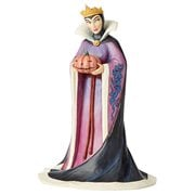 Disney Traditions Snow White Evil Queen Halloween Poison Pumpkin by Jim Shore Statue