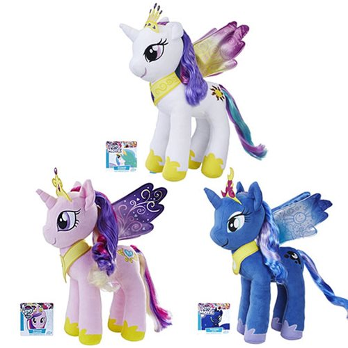 My Little Pony The Movie Princess Large Plush Wave 2 Case