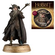 The Hobbit Radagast The Brown Figure with Collector Magazine #15