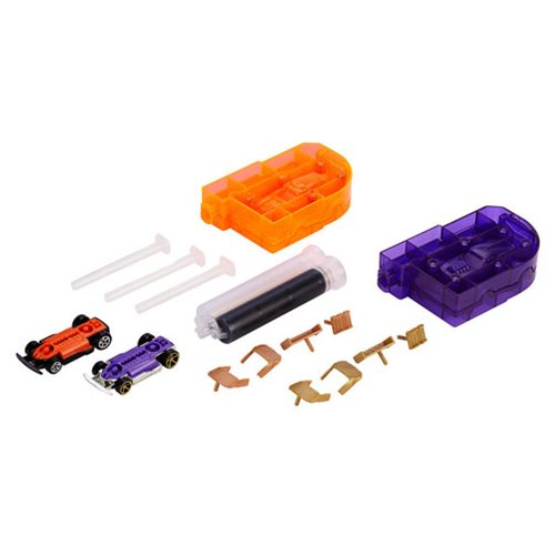 Hot Wheels Fusion Factory Mold Kit Case
