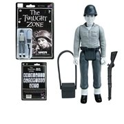 The Twilight Zone A Quality of Mercy Hansen 3 3/4-Inch Action Figure Series 4, Not Mint