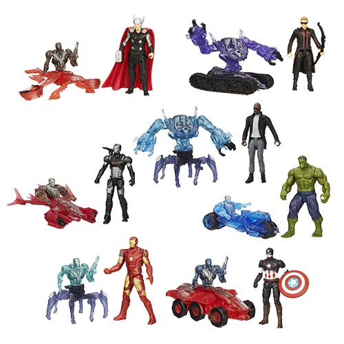 Avengers: Age of Ultron 2 1/2-Inch Action Figures Wave 1