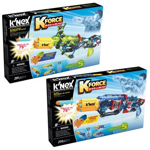 K'NEX K-Force Blaster Weapon Case